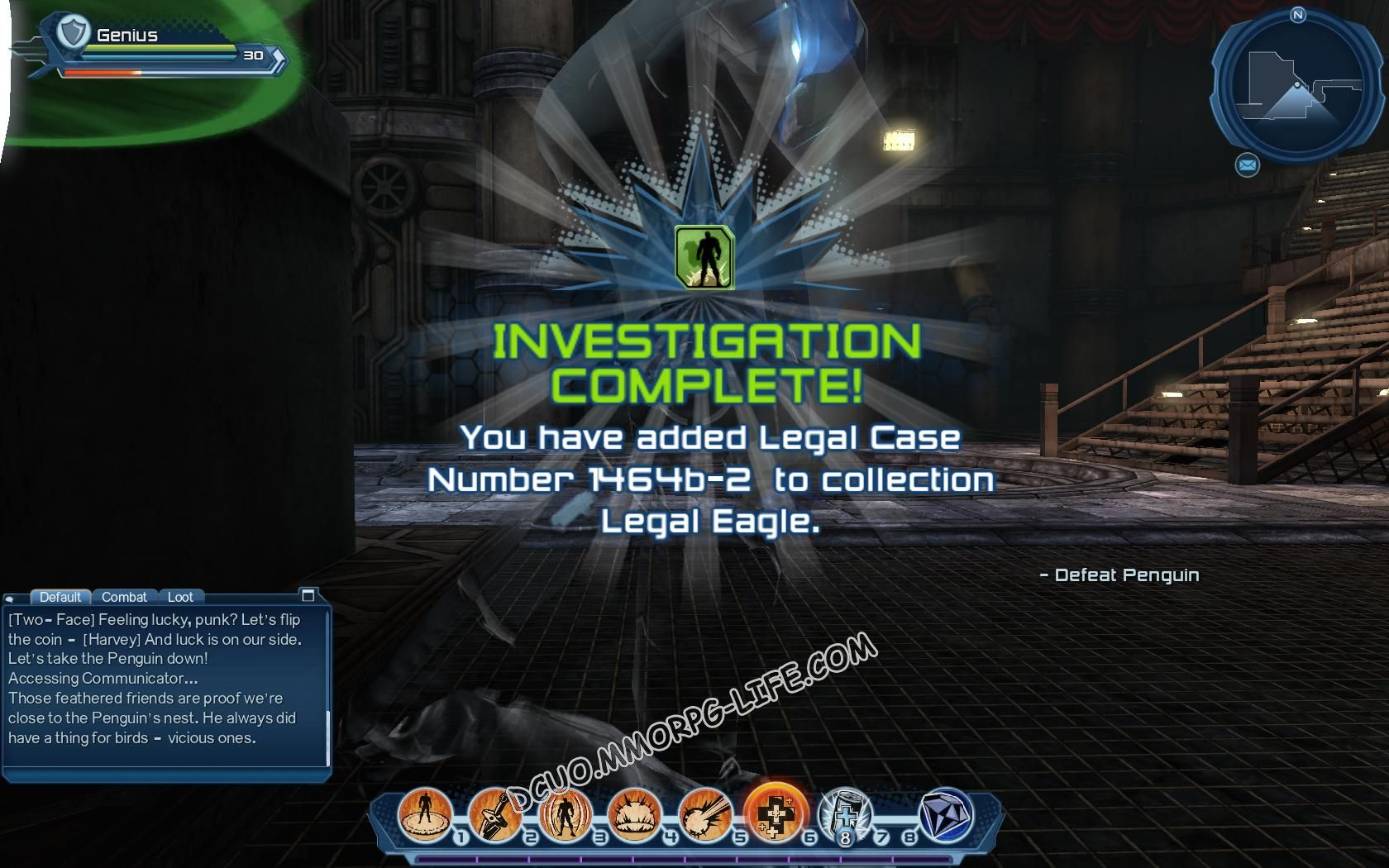 Investigation: Legal Eagle, step 6 Legal Case Number 1464b2  image 2402 middle size