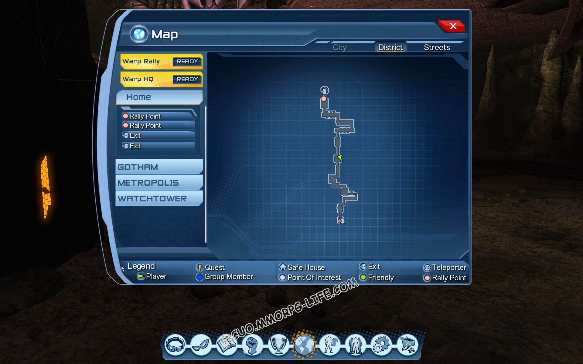 Briefing: The Batcave III:  The Secret Lair, step 3 Batcave III: Brainiac Dataworm  image 2681 middle size