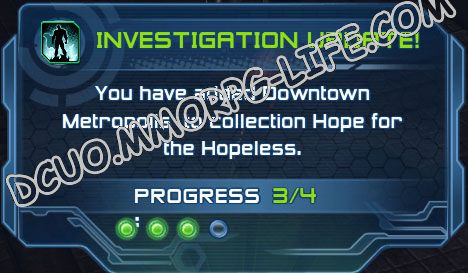 Investigation: Hope for the Hopeless, step 3 Downtown Metropolis  image 2989 middle size
