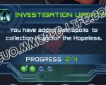 Investigation: Hope for the Hopeless, step 2 Metropolis  image 2986 thumbnail