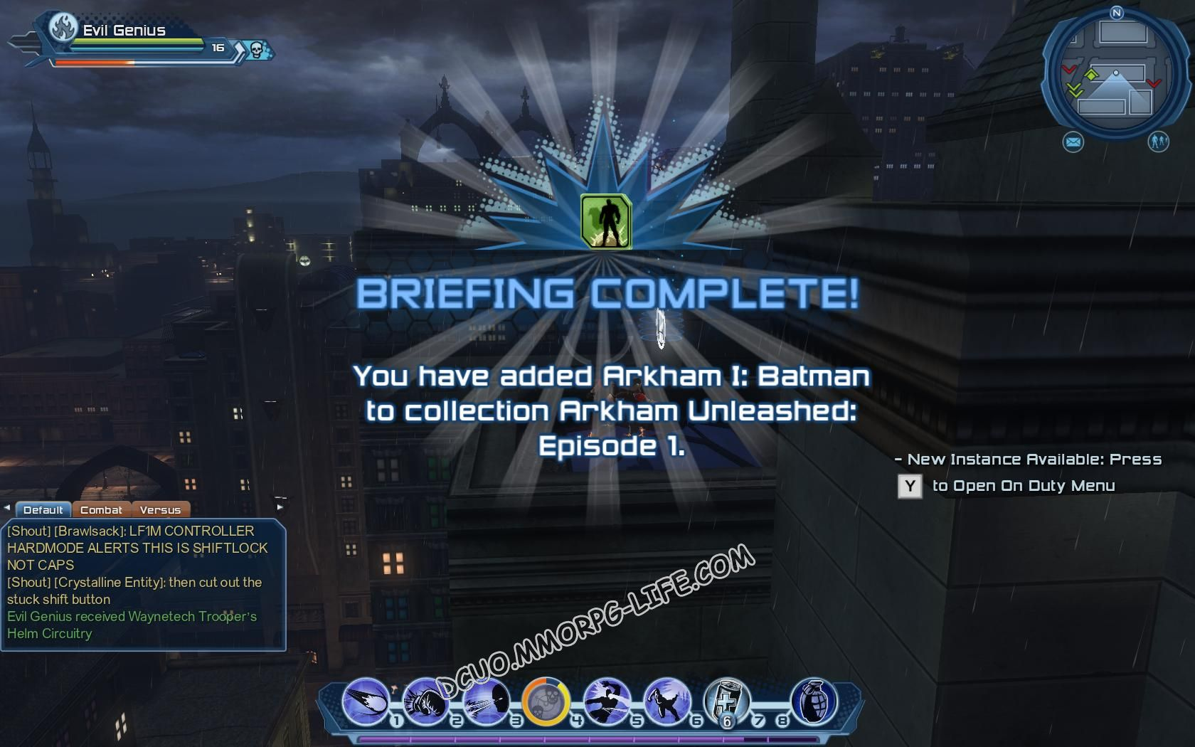 Briefing: Arkham Unleashed: Episode 1, step 5 Arkham I: Batman  image 631 middle size