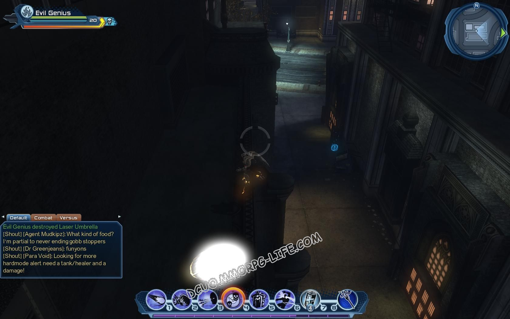Briefing: Arkham Unleashed: Episode 2, step 2 Arkham II: Jack Ryder  image 714 middle size