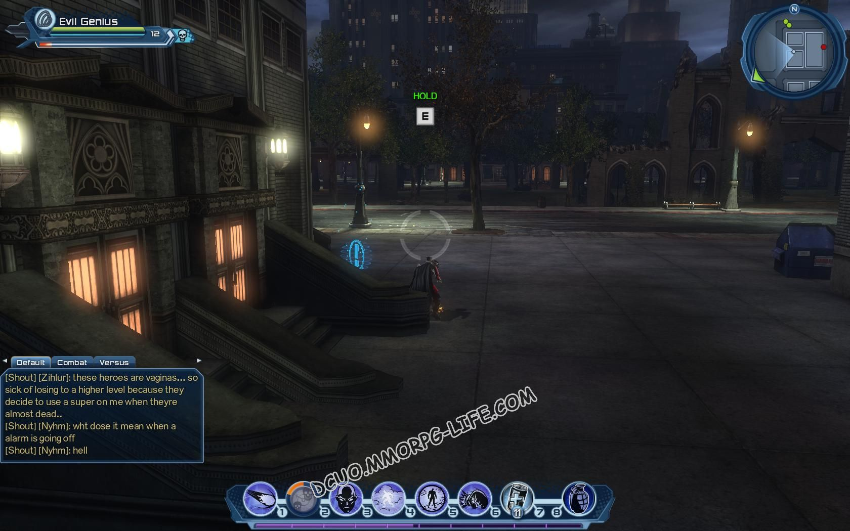 Briefing: Arkham Unleashed: Episode 2, step 3 Arkham II: Police Radio  image 718 middle size