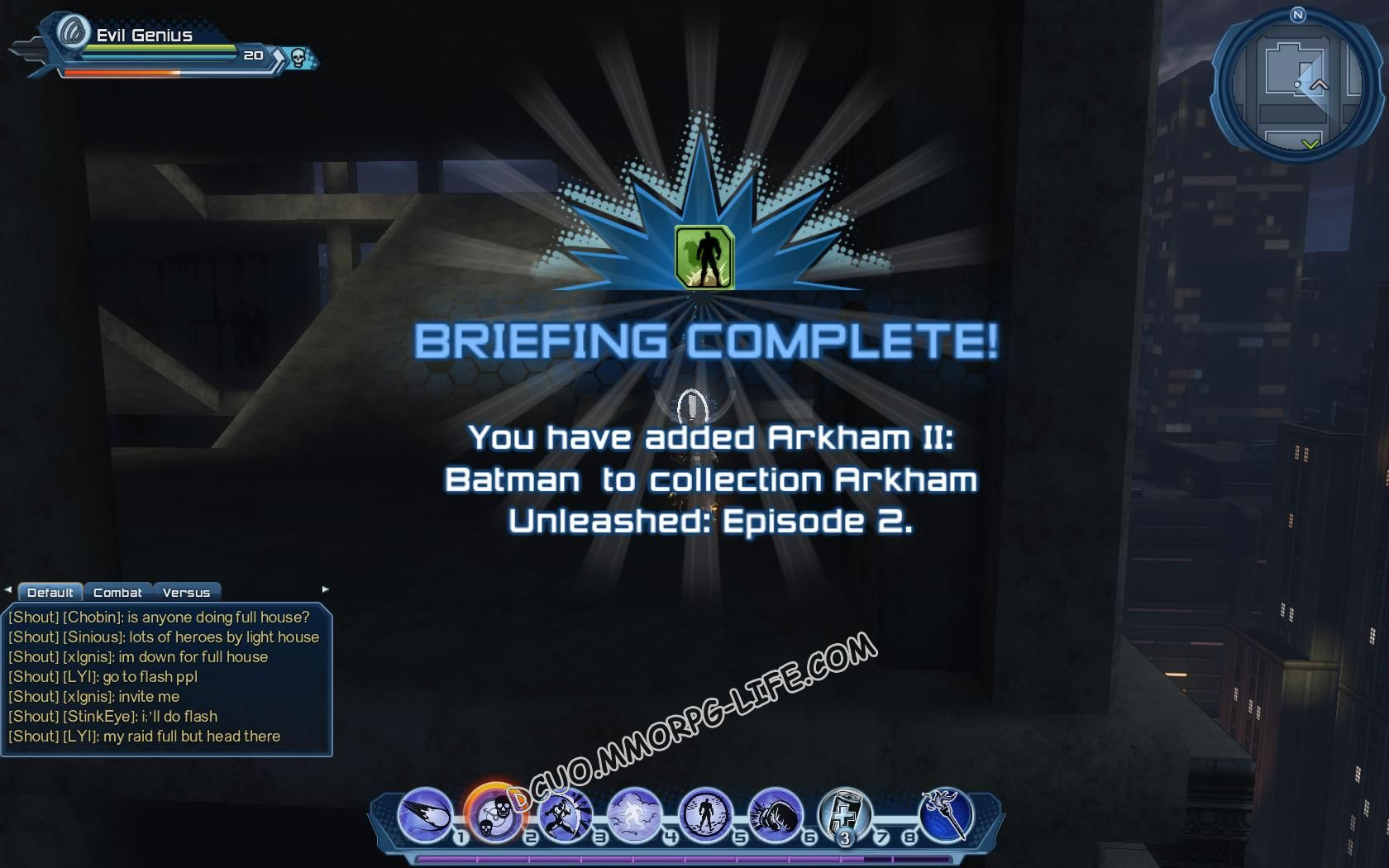 Briefing: Arkham Unleashed: Episode 2, step 5 Arkham II: Batman  image 729 middle size