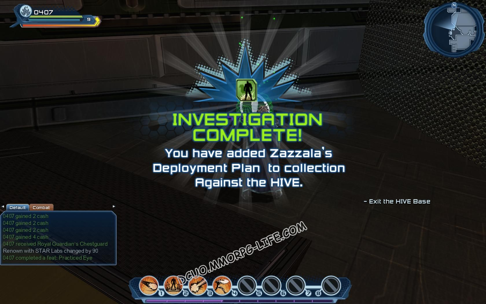 Investigation: Against the HIVE, step 6 Zazzala's Deployment Plan  image 115 middle size