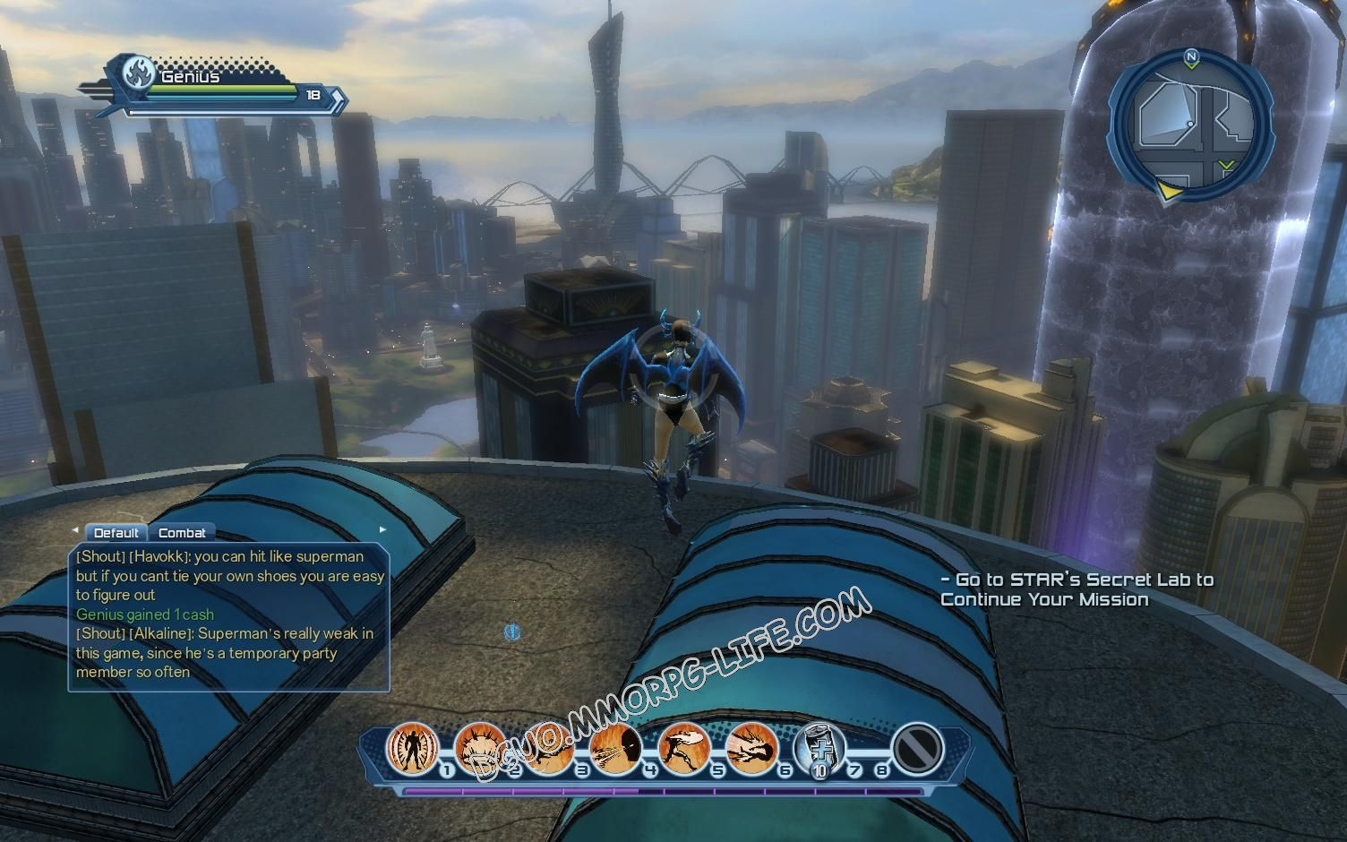 Briefing: Daily Planet Live!, step 1 Daily Planet Live: New Heroes  image 1525 middle size