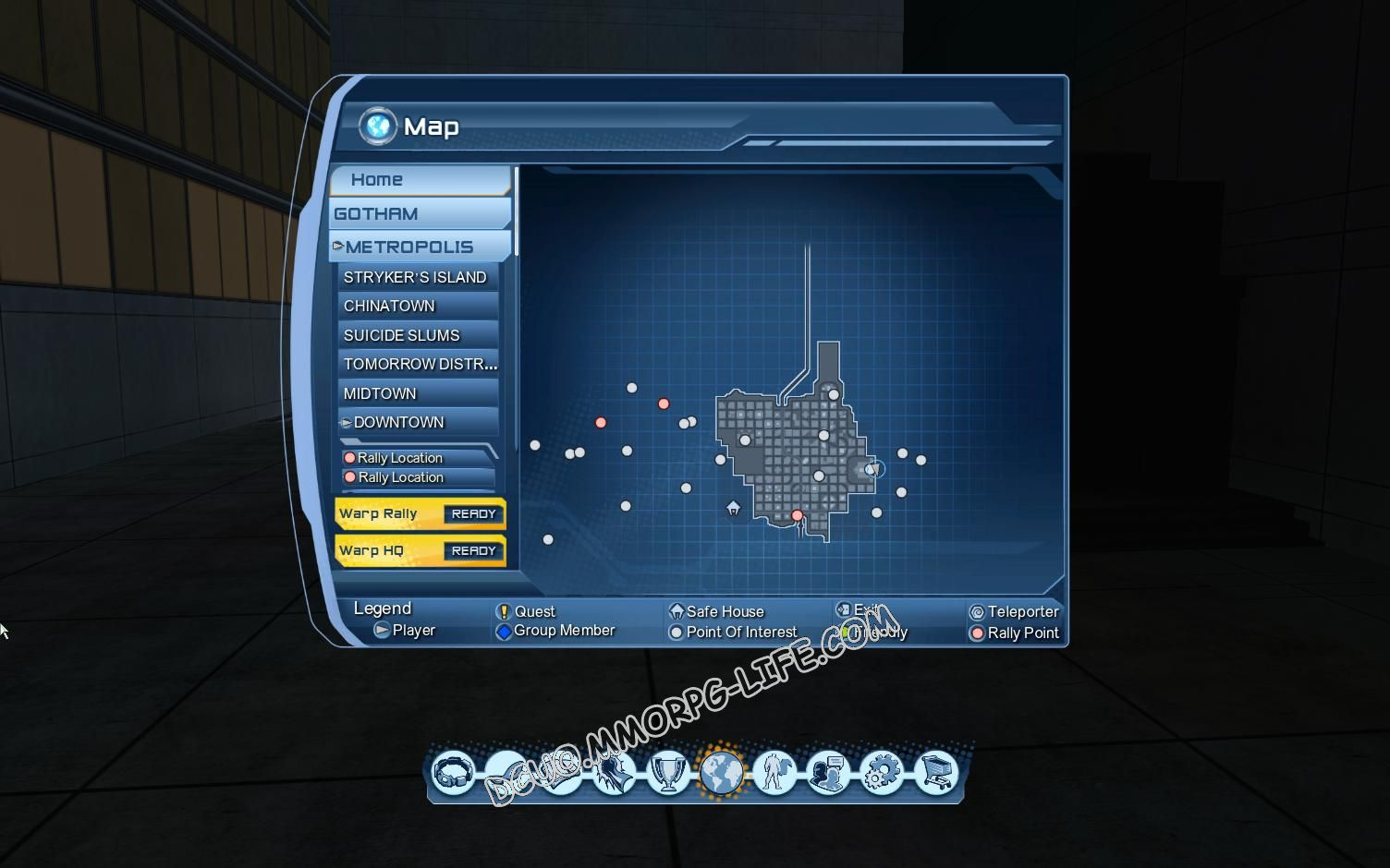 Briefing: LexCorp, step 4 LexCorp: MetU  image 1558 middle size