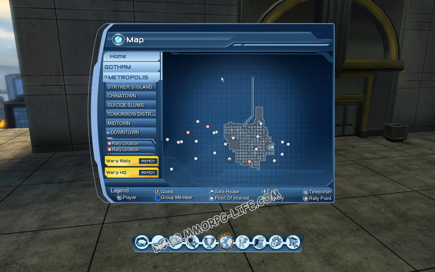 Briefing: LexCorp, step 3 LexCorp: Threats  image 1554 middle size