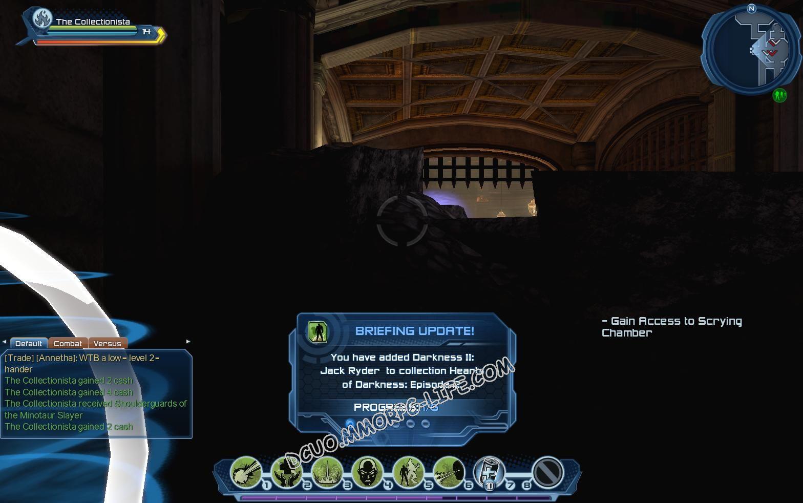 Hearts Of Darkness Episode 2 Dc Universe Online Fansite