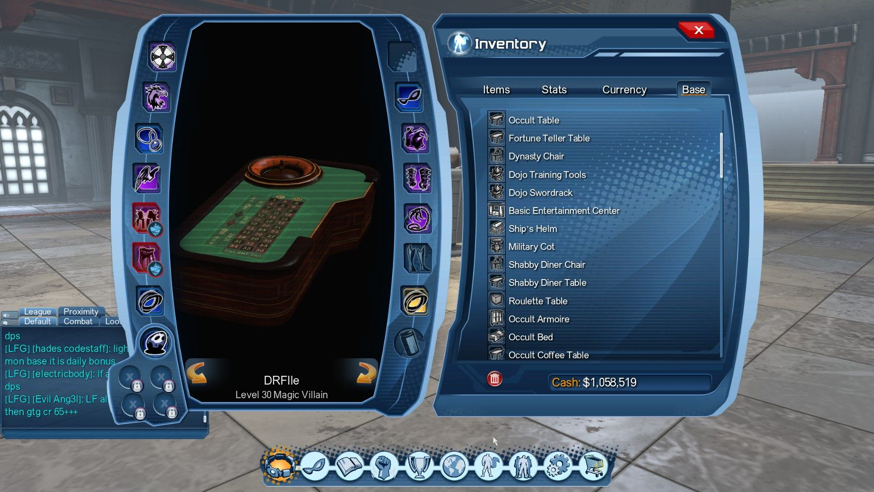 Roulette Table  image 418 middle size