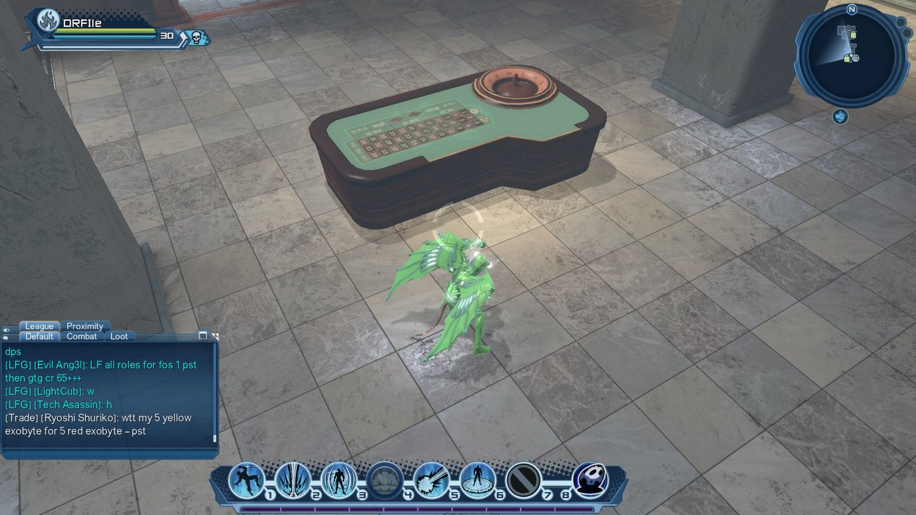 Roulette Table  image 416 middle size