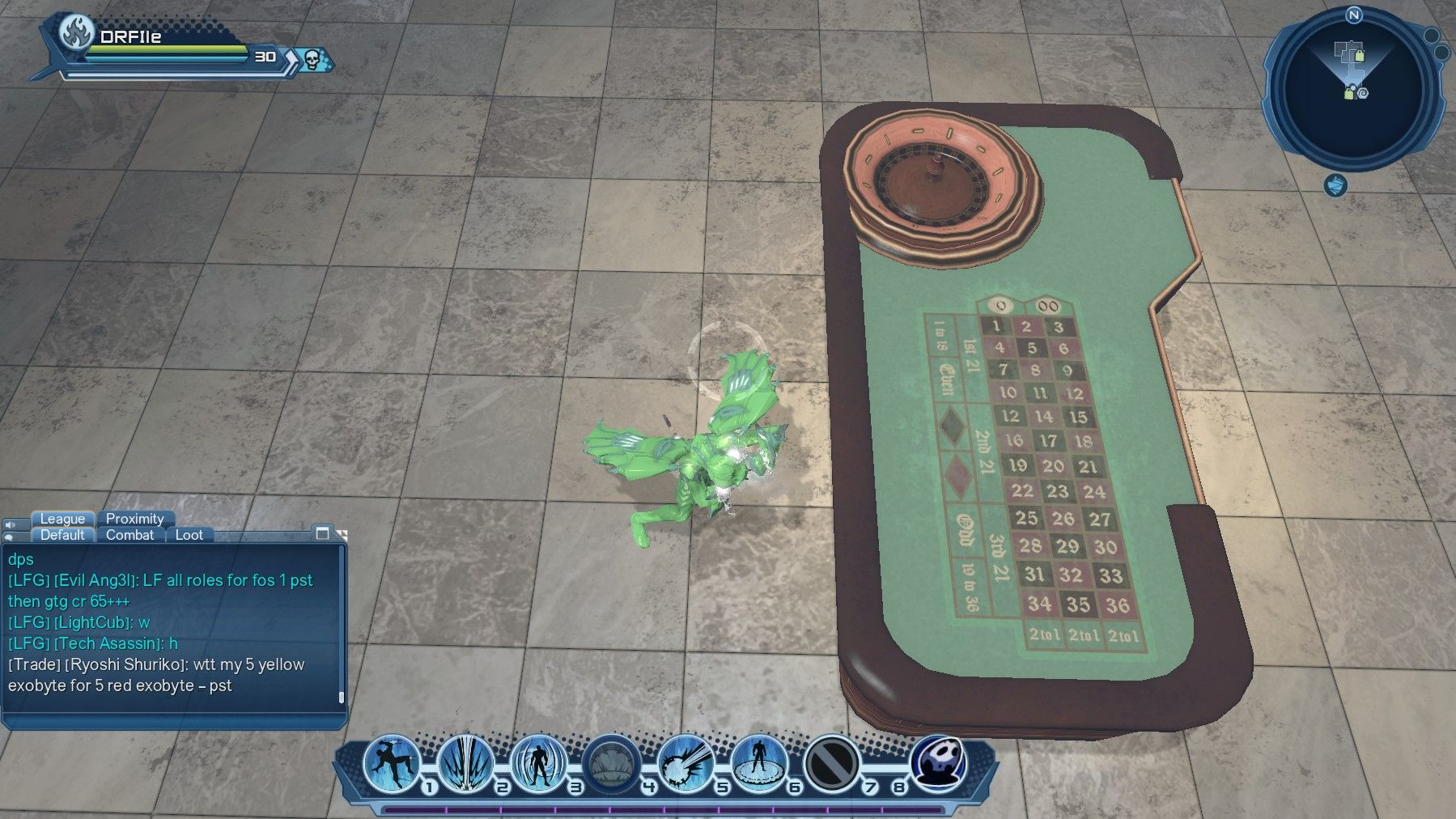 Roulette Table  image 417 middle size