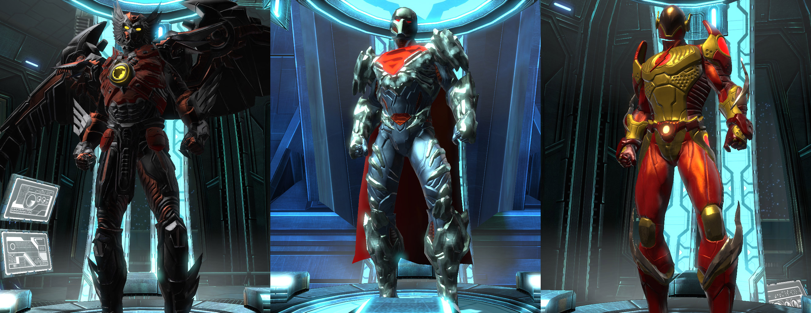 Dcuo Iconic Armor Guide Dc Universe Online Fansite
