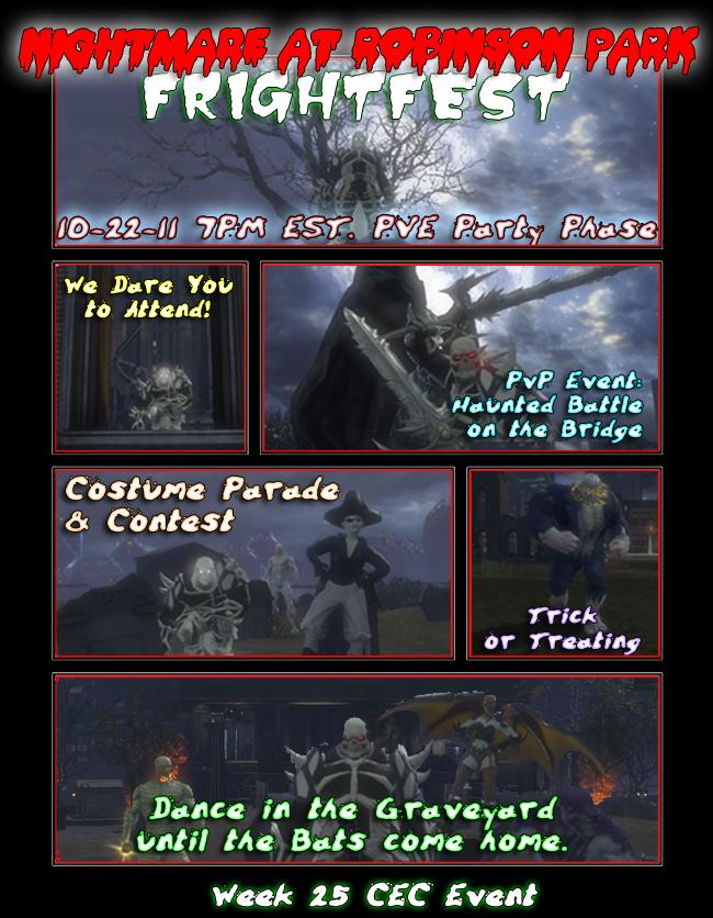 dcuo halloween event