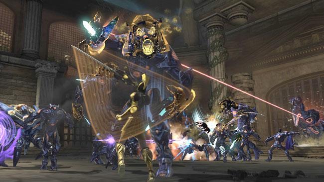 Battle For Earth Avatar of Magic