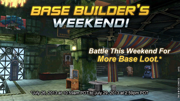 Base Builder's Weekend