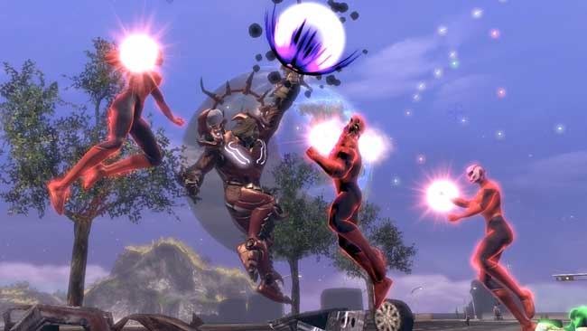 dcuo War of the Light
