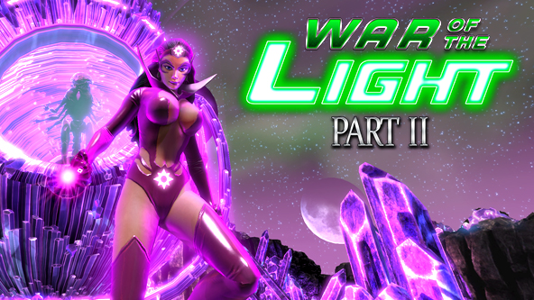 War of The Light Part II Image
