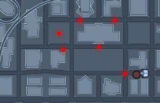 Professor Zoom Map